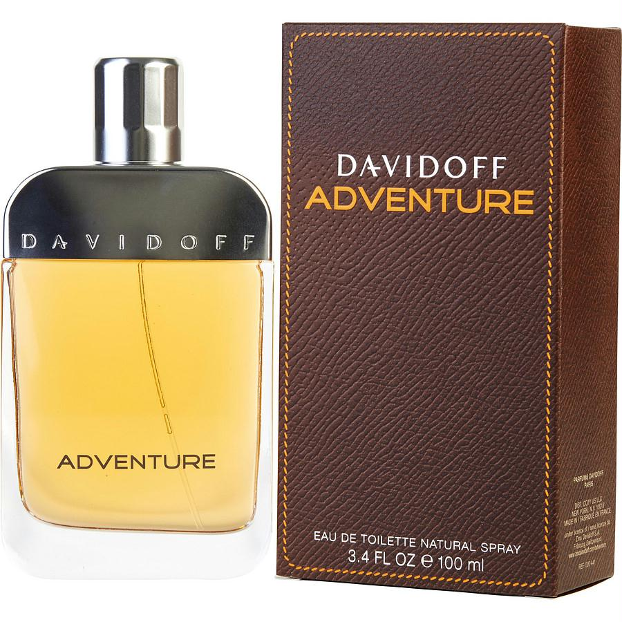 Davidoff Adventure By Davidoff Edt Spray 3.4 Oz