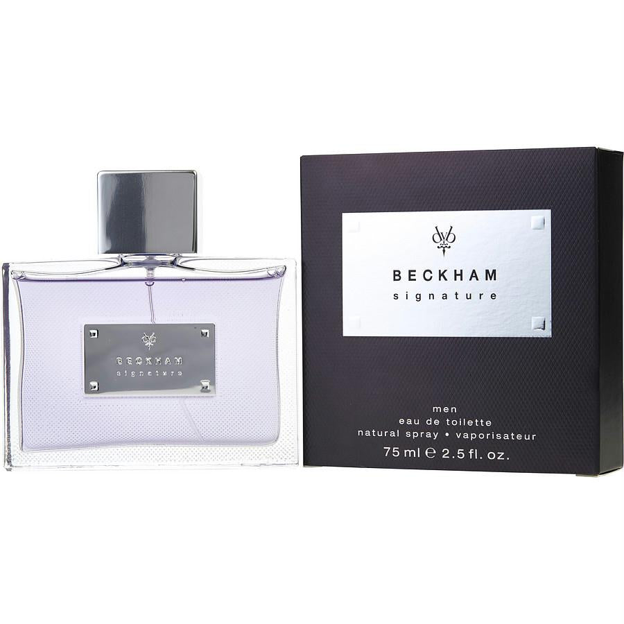 Beckham Signature By David Beckham Edt Spray 2.5 Oz