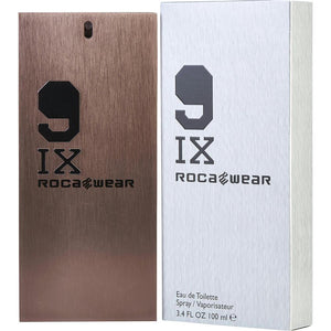 9ix Rocawear By Jay-z Edt Spray 3.4 Oz