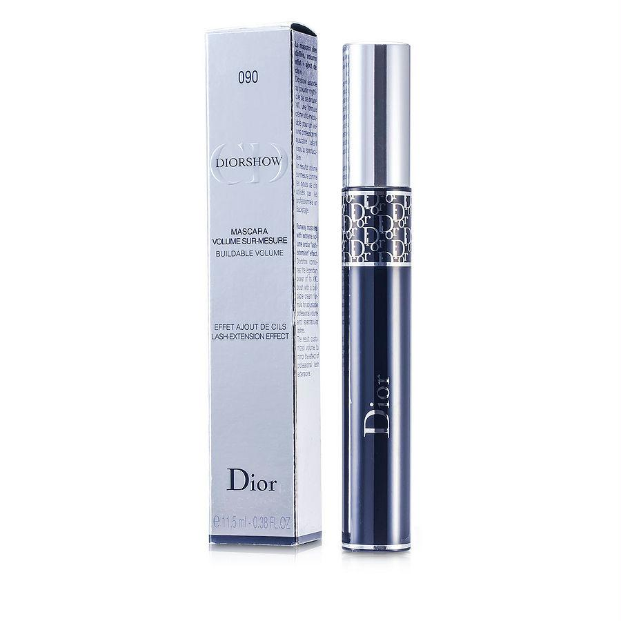 Christian Dior Diorshow Mascara - # 090 Pro Black --11.5ml-0.38oz By Christian Dior