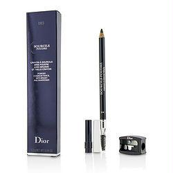 Christian Dior Sourcils Poudre - # 093 Black --1.2g-0.04oz By Christian Dior