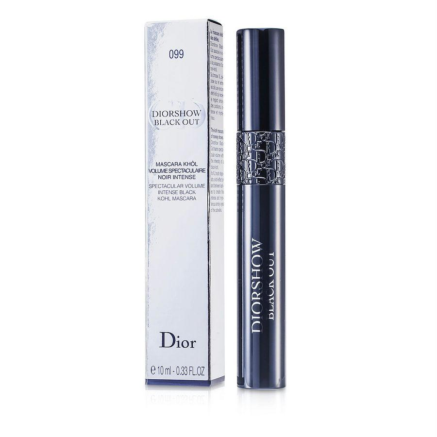 Christian Dior Diorshow Black Out Mascara - # 099 Kohl Black --10ml-0.33oz By Christian Dior