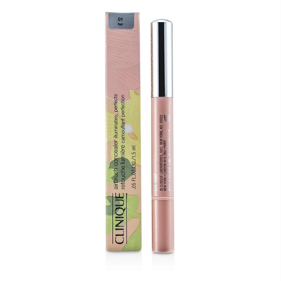 Clinique Airbrush Concealer - No. 01 Fair --1.5ml-0.05oz By Clinique