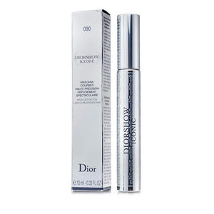 Christian Dior Diorshow Iconic High Definition Lash Curler Mascara - #090 Black --10ml-0.33oz By Christian Dior