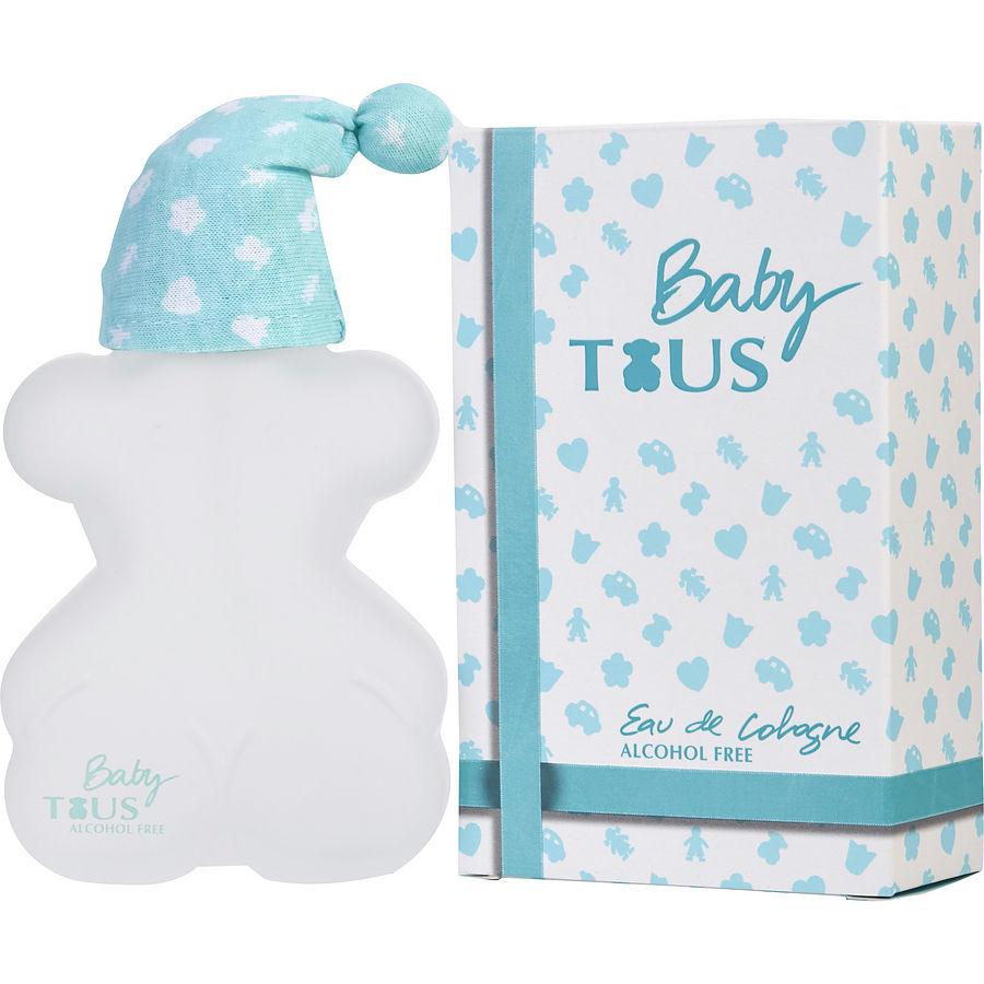 Tous Baby By Tous Eau De Cologne Spray Alcohol Free 3.4 Oz