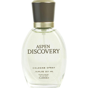Aspen Discovery By Coty Cologne Spray .75 Oz (unboxed)