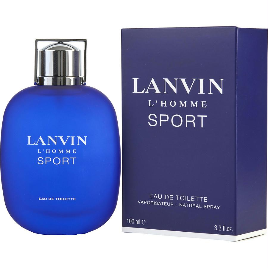 Lanvin L'homme Sport By Lanvin Edt Spray 3.3 Oz