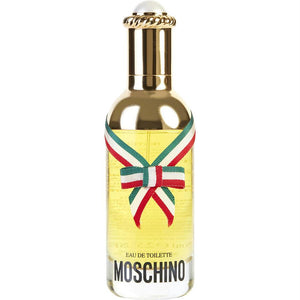 Moschino By Moschino Edt Spray 2.5 Oz *tester