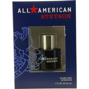 All American Stetson By Coty Cologne Spray 1 Oz