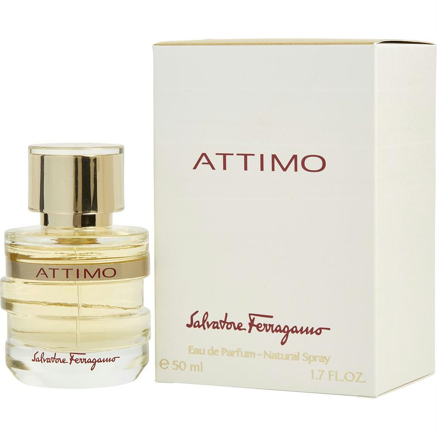Attimo By Salvatore Ferragamo Eau De Parfum Spray 1.7 Oz