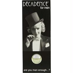 Decadence By Decadence Edt Vial On Card