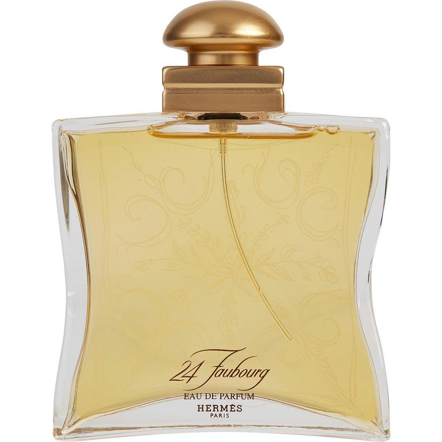 24 Faubourg By Hermes Eau De Parfum Spray 3.3 Oz *tester