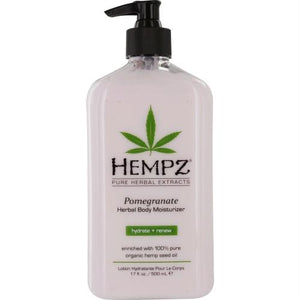 Pomegranate Herbal Moisturizer Body Lotion 17 Oz