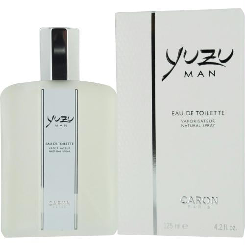 Yuzu Man By Caron Edt Spray 4.2 Oz
