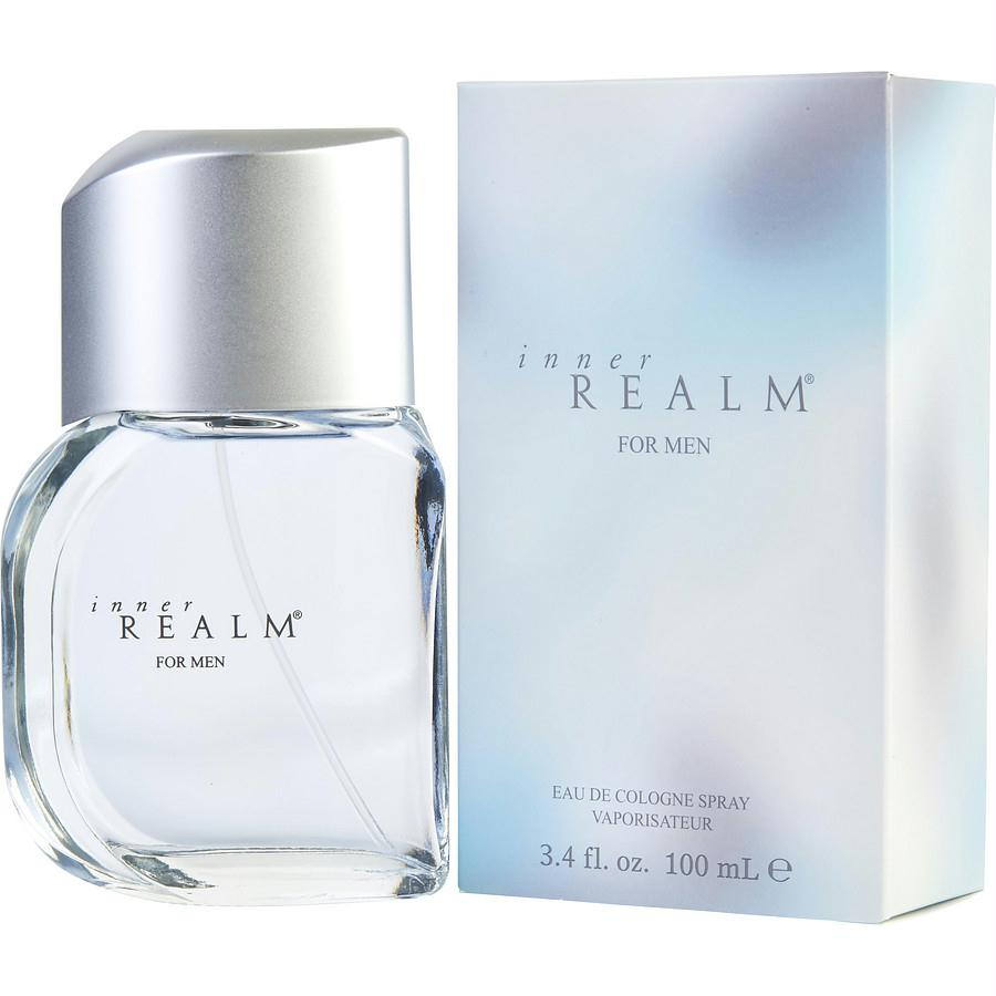 Inner Realm By Erox Eau De Cologne Spray 3.4 Oz (new Packaging)