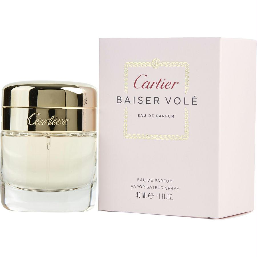 Cartier Baiser Vole By Cartier Eau De Parfum Spray 1 Oz