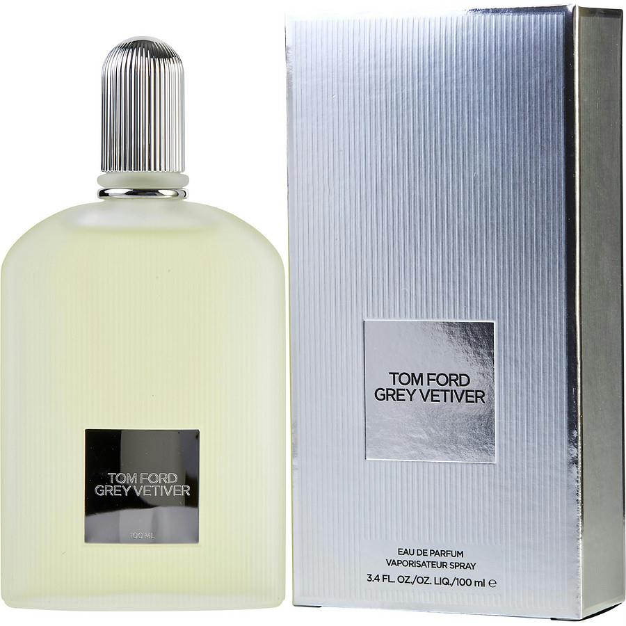 Tom Ford Grey Vetiver By Tom Ford Eau De Parfum Spray 3.4 Oz