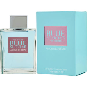 Blue Seduction By Antonio Banderas Edt Spray 6.8 Oz