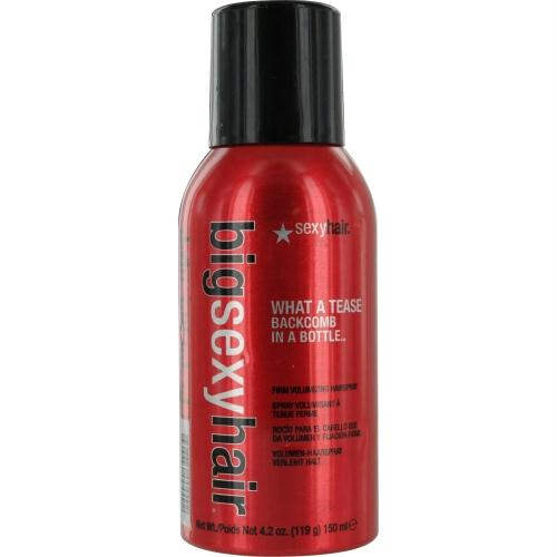 Big Sexy Hair What A Tease Backcomb In A Bottle-firm Volumizing Hairspary 4.2 Oz