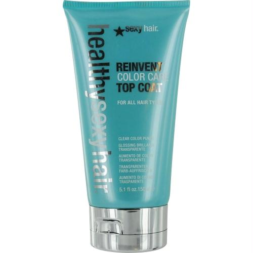 Healthy Sexy Hair Reinvent Color Care Top Coat For All Hair Types 5.1 Oz