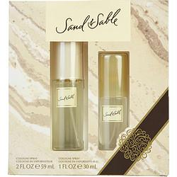 Coty Gift Set Sand & Sable By Coty