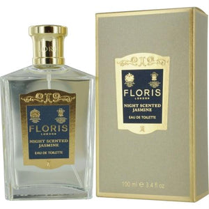 Floris Night Scented Jasmine By Floris Edt Spray 3.4 Oz