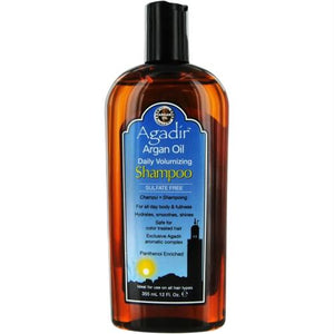 Argan Oil Daily Volumizing Shampoo - Sulfate Free 12.4 Oz