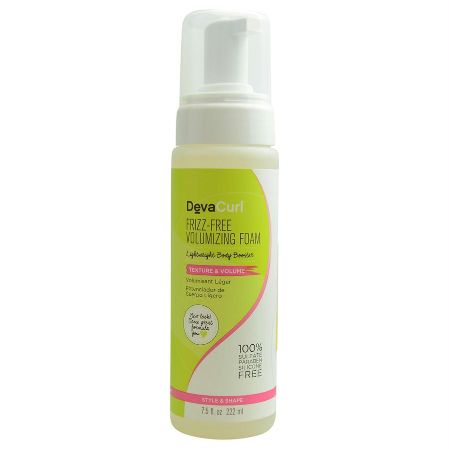 Curl Frizz Free Volume Foam 7.5 Oz