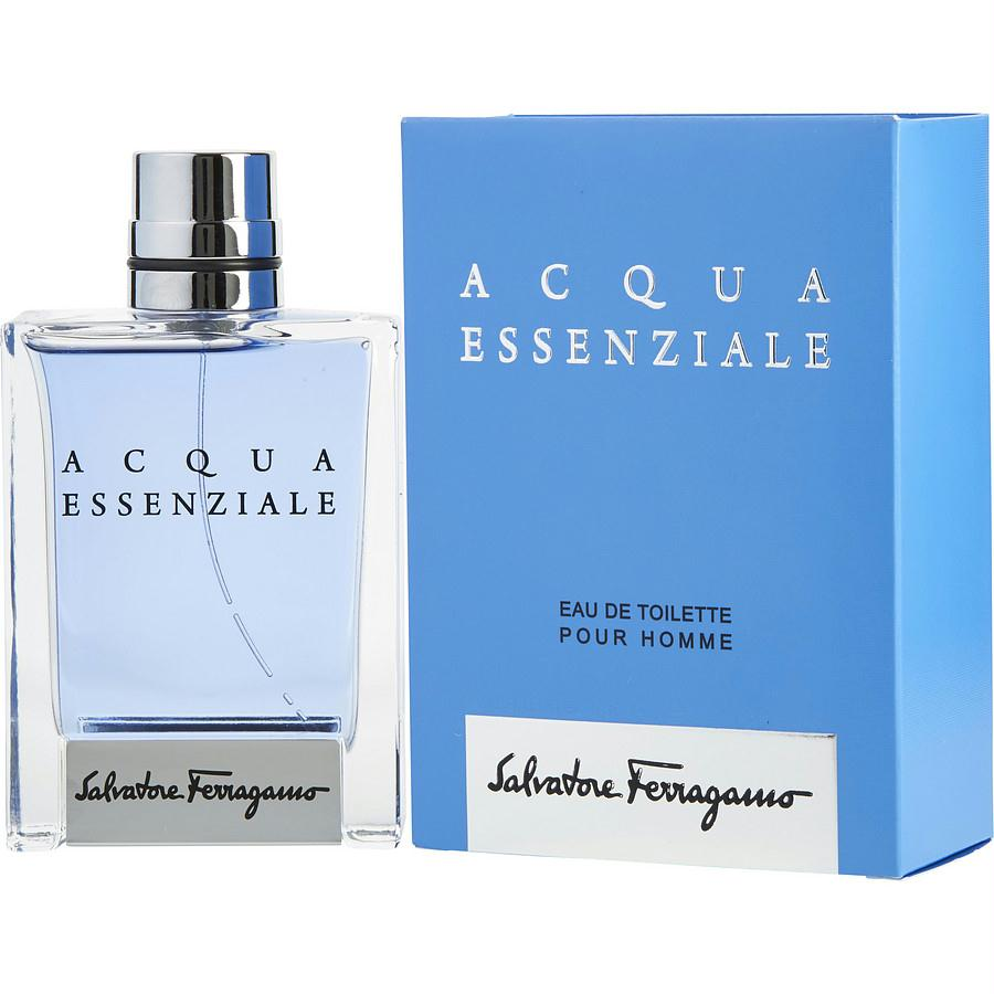 Acqua Essenziale By Salvatore Ferragamo Edt Spray 3.4 Oz