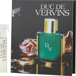 Duc De Vervins By Houbigant Edt Vial On Card