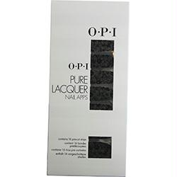 Opi Pure Lacquer Nail Apps--floral--16 Pre-cut Strips By Opi