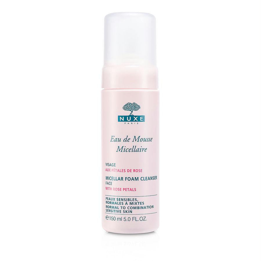 Micellar Foam Cleanser With Rose Petals (normal To Combination, Sensitive Skin) --150ml-5oz