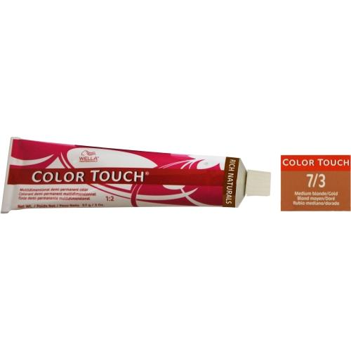 Color Touch 7-3 (medium Blonde-gold) 2oz