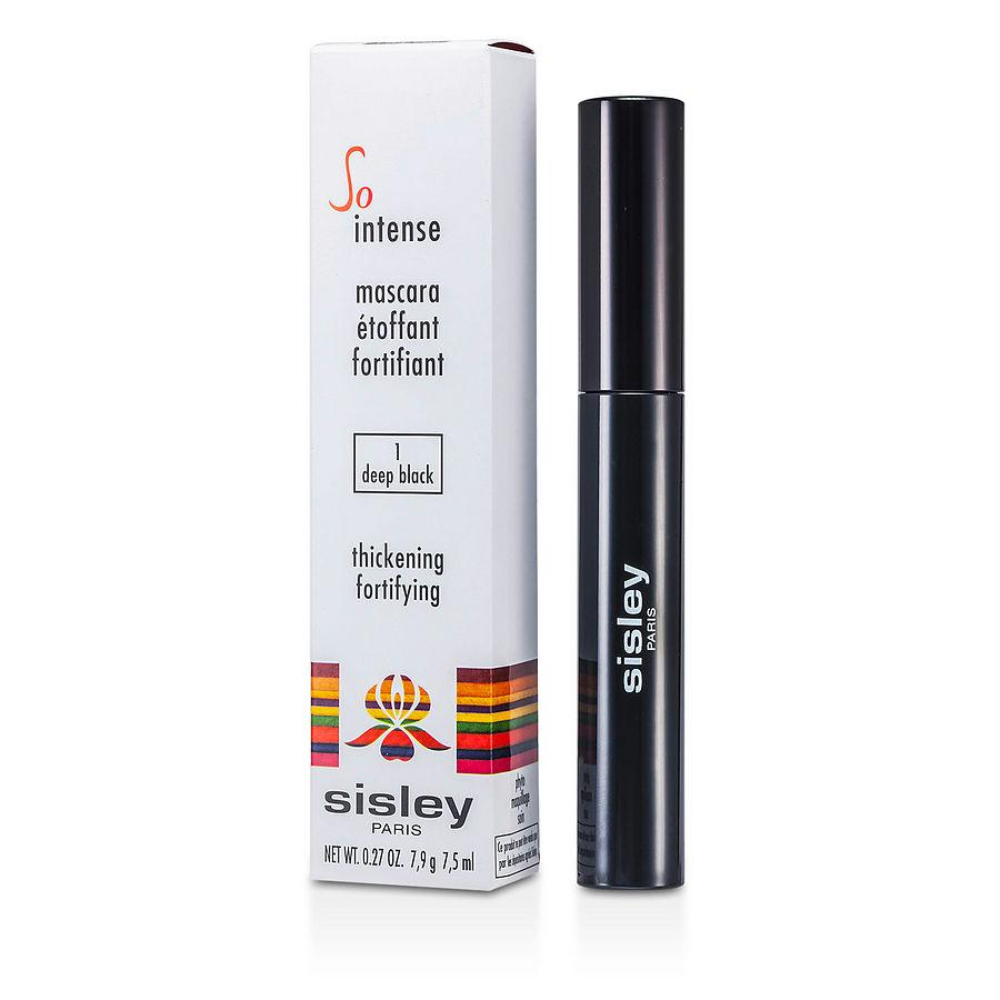 Sisley So Intense Mascara - # 1 Deep Black --7ml-0.27oz By Sisley