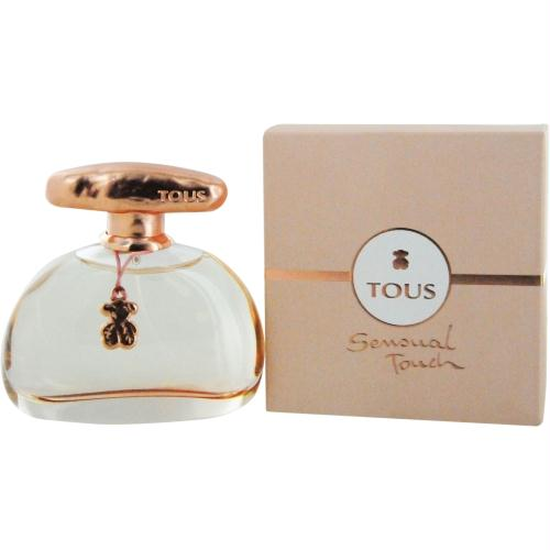 Tous Sensual Touch By Tous Edt Spray 3.4 Oz