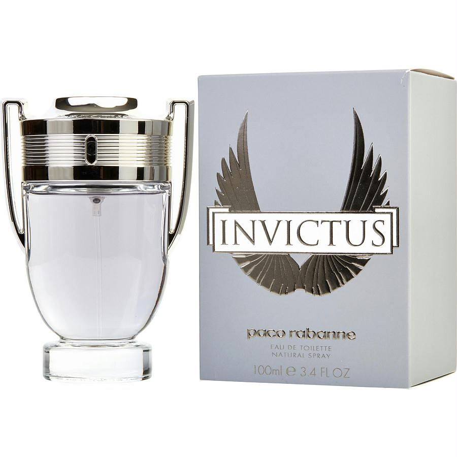 Invictus By Paco Rabanne Edt Spray 3.4 Oz