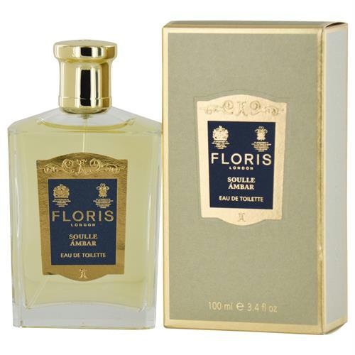 Floris Soulle Ambar By Floris Edt Spray 3.4 Oz