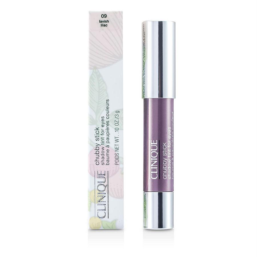 Clinique Chubby Stick Shadow Tint For Eyes - # 09 Lavish Lilac --3g-0.1oz By Clinique