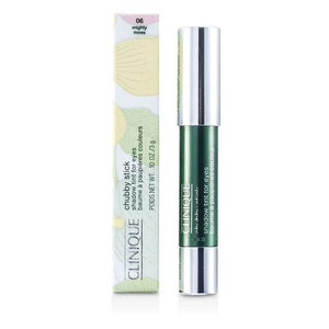 Clinique Chubby Stick Shadow Tint For Eyes - # 06 Mighty Moss --3g-0.1oz By Clinique