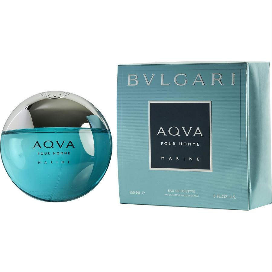 Bvlgari Aqua Marine By Bvlgari Edt Spray 5 Oz