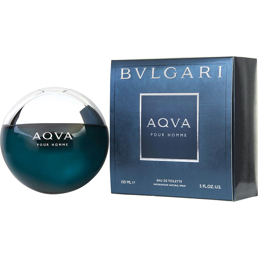 Bvlgari Aqua By Bvlgari Edt Spray 5 Oz