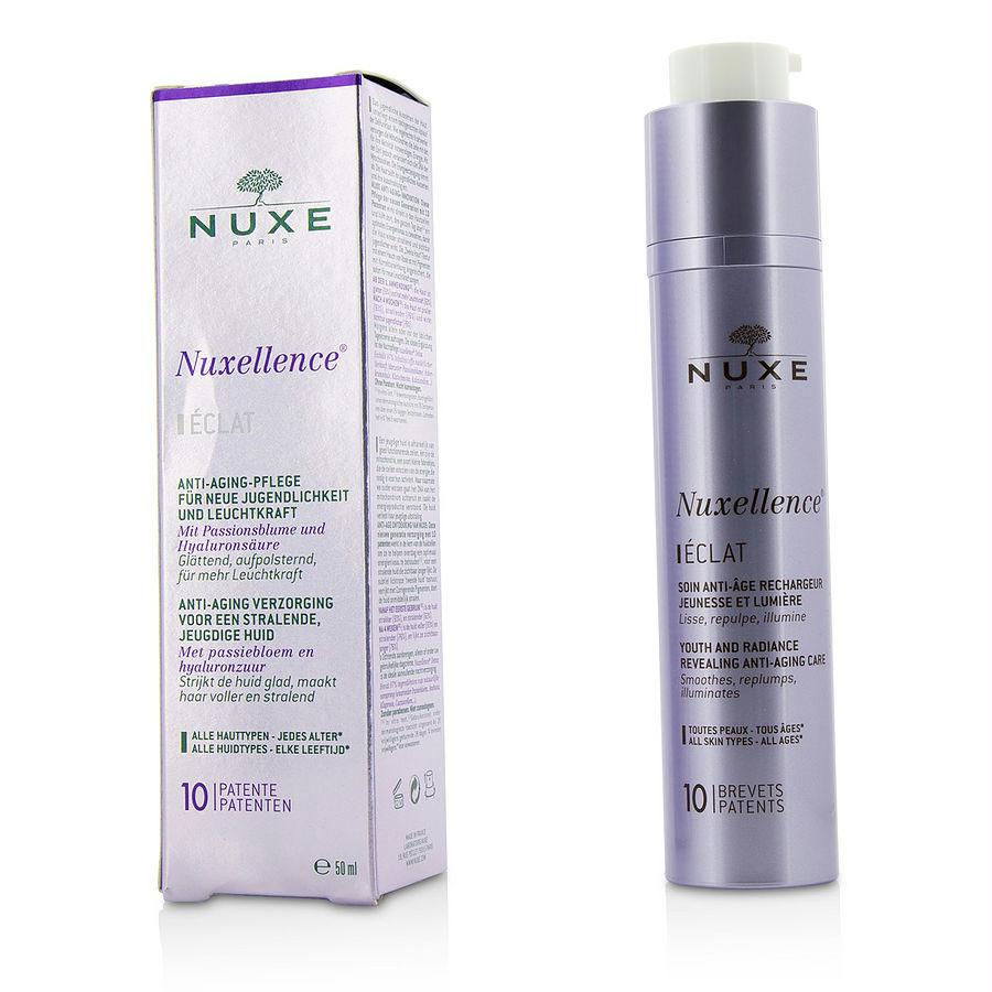 Nuxellence Jeunesse Youth & Radiance Revealing Fluid (all Skin Types) --50ml-1.5oz