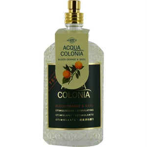 4711 Acqua Colonia By 4711 Blood Orange & Basil Eau De Cologne Spray 5.7 Oz *tester