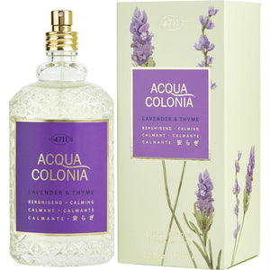 4711 Acqua Colonia By 4711 Lavender & Thyme Eau De Cologne Spray 5.7 Oz