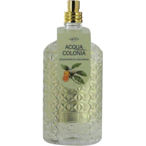 4711 Acqua Colonia By 4711 Mandarine & Cardamom Eau De Cologne Spray 5.7 Oz *tester
