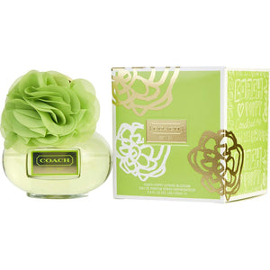 Coach Poppy Citrine Blossom By Coach Eau De Parfum Spray 3.4 Oz
