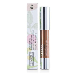 Clinique Chubby Stick Shadow Tint For Eyes - # 02 Lots O' Latte --3g-0.1oz By Clinique