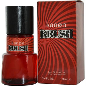 Kanon Krush By Kanon Edt Spray 3.4 Oz