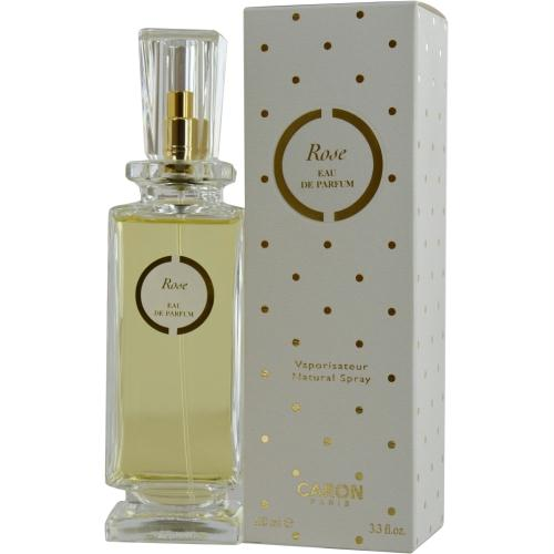 Caron Rose By Caron Eau De Parfum Spray 3.3 Oz
