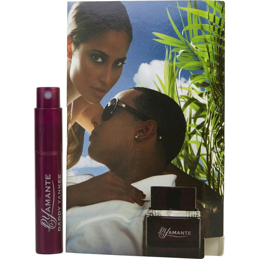 Daddy Yankee Dyamante By Daddy Yankee Eau De Parfum Spray Vial On Card